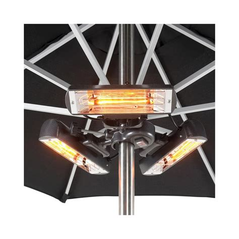 La Hacienda Heatmaster Slimline Electric Parasol Heater La Hacienda Electric Patio Heater