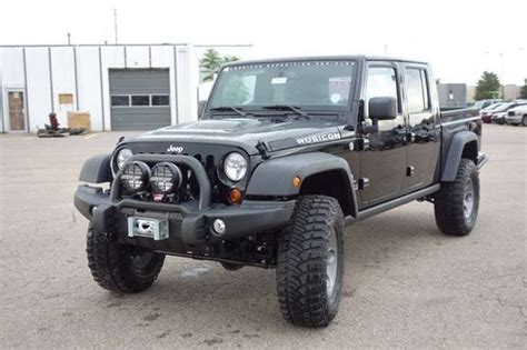 Jeep Wrangler Brute For Sale Sell New 2013 Jeep Wrangler Unlimited Rubicon Dc350 Aev