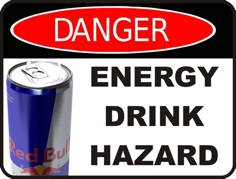 energy drink dangers danger energy drink hazard wellness