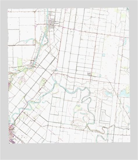 map of hondo texas hondo tx topographic map topoquest