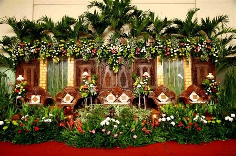 Background Wedding Jawa by 10 Tema Dekorasi Pernikahan Untuk Inspirasi Pernikahanmu