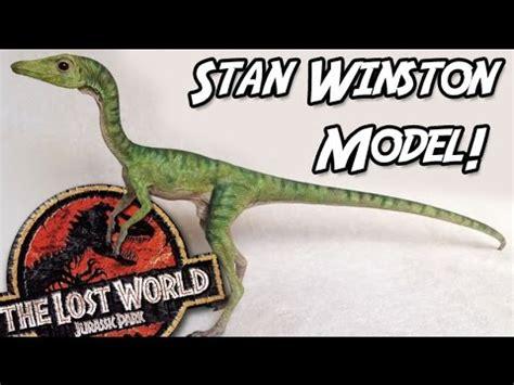 Rebor Compsognathus Bad Company stan winston 1 1 painted compsognathus