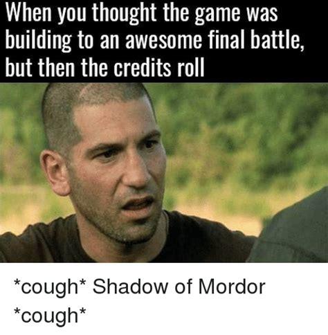 Mordor Meme - 25 best memes about shadow of mordor shadow of mordor memes