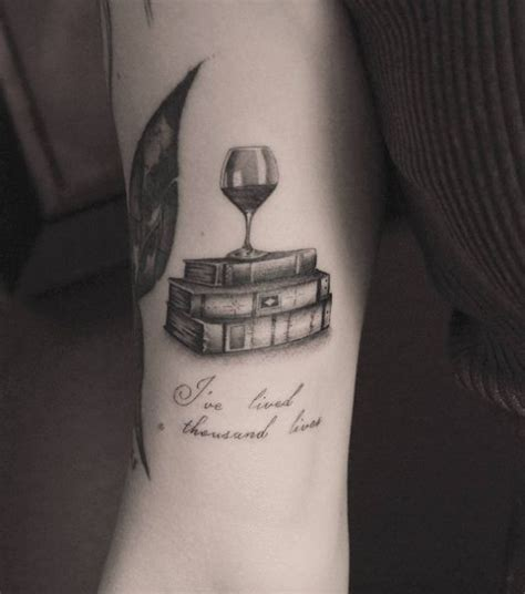 small book tattoos 17 best images about book s on