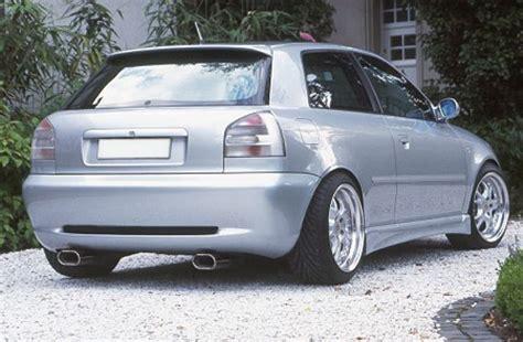 Audi S3 8l Spoiler by Spoiler Audi S3 8l Id 233 E D Image De Voiture