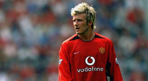 Beckhams 16 M Italian Tv Deal by David Beckham Manchester United Goal