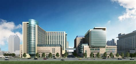 Barnes Hospital On Kingshighway bjc wusm showcase renderings for cus renewal on