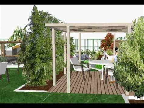 deco de jardin moderne etude de l am 233 nagement d un jardin moderne
