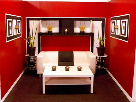 black and red room 99 reasons to be creative from design star challenge 3