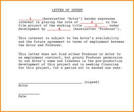Letter Of Commitment Template by Mortgage Commitment Letter Intent Templates Letter