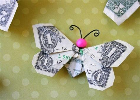 Cool Ways To Fold Paper Into A Card - 16 best images about how to fold money on