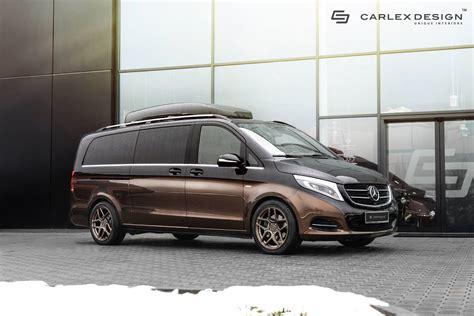 Mercedes V Class by Mercedes V Class Gets Treatment From Carlex Design