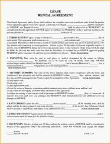 10 copy of lease agreement loan application form