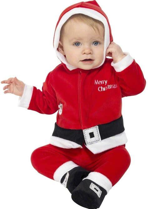baby boy santa suit fancy dress boys christmas