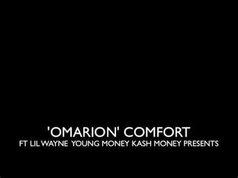 omarion comfort omarion ft lil wayne comfort