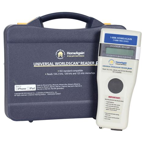 microchip scanner for dogs homeagain microchip scanner