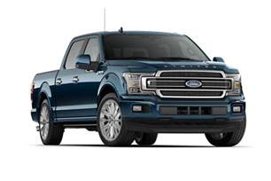 Ford F 150 Limited 2018 Ford 174 F 150 Limited Truck Model Highlights Ford