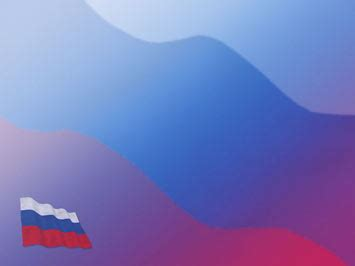 powerpoint templates russia russia flag 07 powerpoint templates
