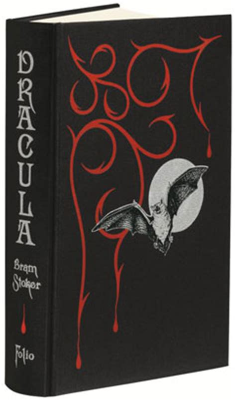 dracula books dracula folio illustrated book