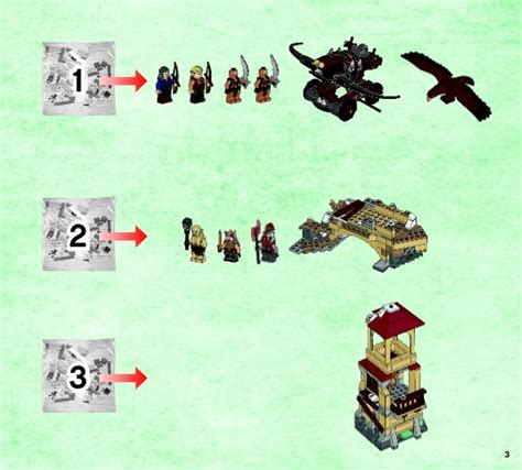 Lego 79017 The Hobbit The Battle Of Five Armies lego battle of five armies www pixshark images