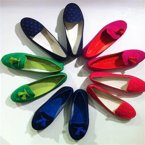 Sepatu Flat Flatshoes Saef Go Bu The 10 Secrets To Wearing Flats