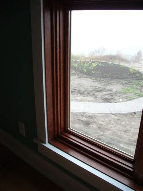 Painting Wood Windows White Inspiration 17 Best Images About Windows On Wood Trim Roller Blinds And Living Rooms