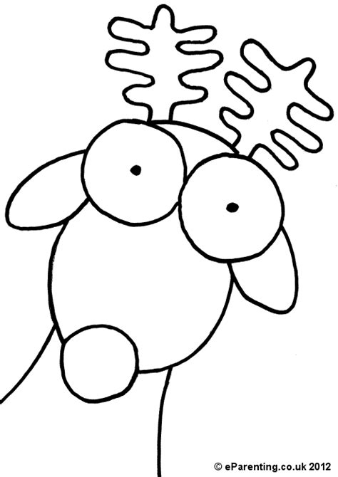 cute christmas animals coloring pages christmas colouring pages cute animals