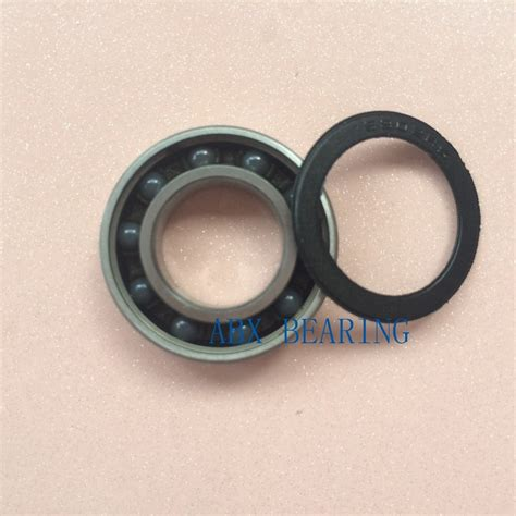 Bearing 6902 2rs Asb 1 6902 2rs 6902 61902 hybrid ceramic groove bearing 15x28x7mm in shafts from home
