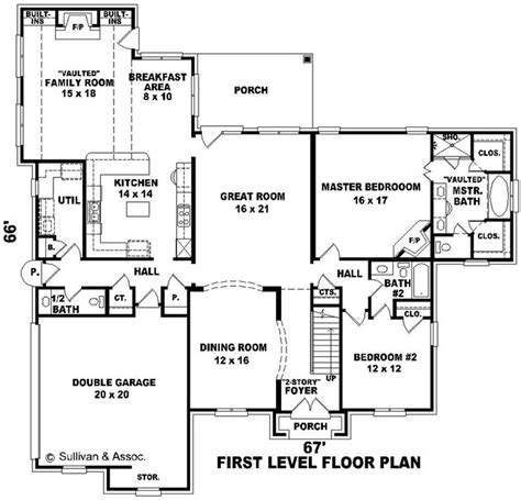 House Plands Big House Floor Plan Large Images For House New Large House Plans