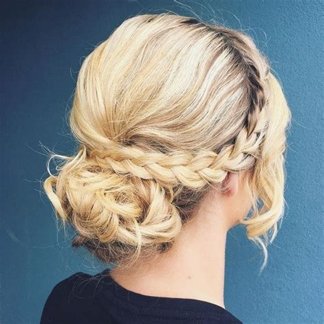 Hair For Guest Of Wedding by 20 Lovely Wedding Guest Hairstyles