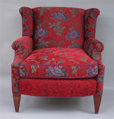 upholstery chair isabel chair in poppy by mary lynn o shea upholstered