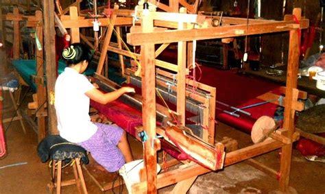 Kain Tenun Blanket 13 karya tenun jepara jual atbm jual alat tenun alat