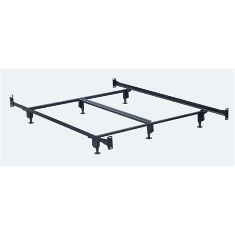Heavy Duty King Bed Frame Shopping Elite Matic Heavy Duty Ca King Bed Frame With Headboard Footboard Attachment And