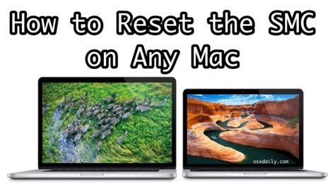 reset smc reset nvram how to reset pram on a mac os x daily autos post