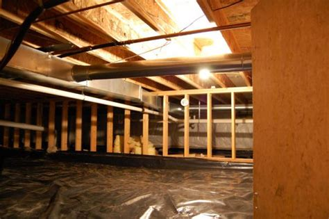 do crawl space ventilation fans work what insulation should i use for the ducts in my