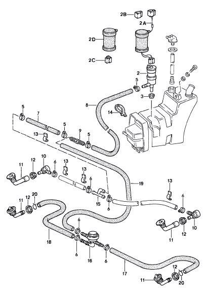 transmission control 1985 porsche 928 windshield wipe control valve porsche 911 928 944 964 968 281955187 porsche design 911