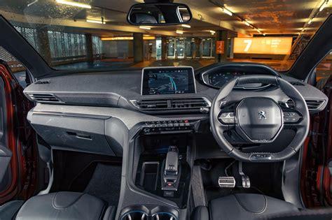 peugeot 3008 interior seat renault scenic vs peugeot 3008 vs seat ateca test