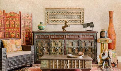 mobili soggiorno etnici soggiorno etnico arredamento complementi darredo in stile
