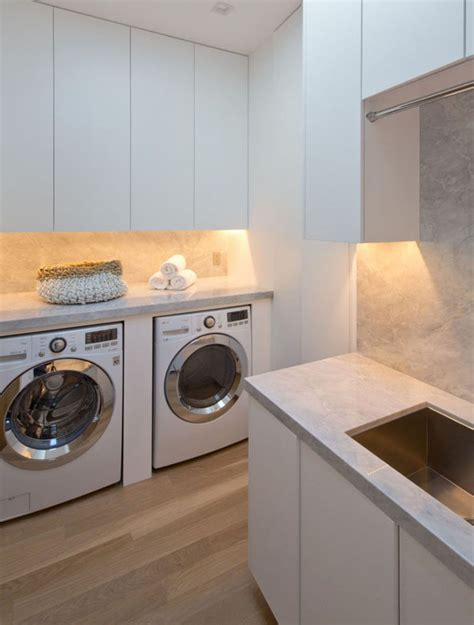 laundry unit design 7 laundry room design ideas to use in your home contemporist