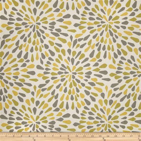 Robert Allen Upholstery Fabrics by Robert Allen Home Crypton Many Petals Zest Discount