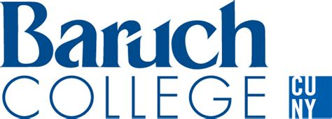Baruch College Letterhead Communications And Marketing Materials Baruch College Logos