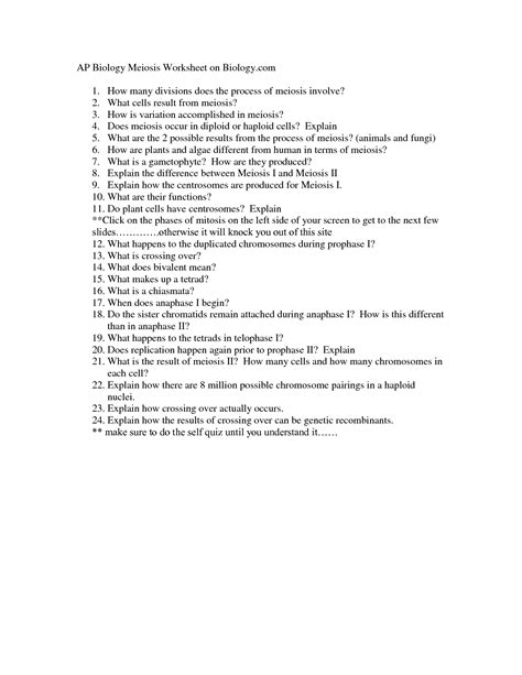 Biology If8765 Worksheet Answers by 18 Best Images Of Biology Review Worksheets Answer Key