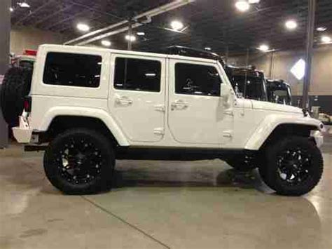 Jeep Sport 4 Door Purchase Used 2013 Jeep Wrangler Unlimited Rubicon Sport