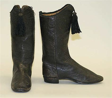 19th century s boots via mma shoes