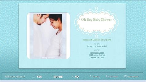 electronic baby shower invitations plumegiant