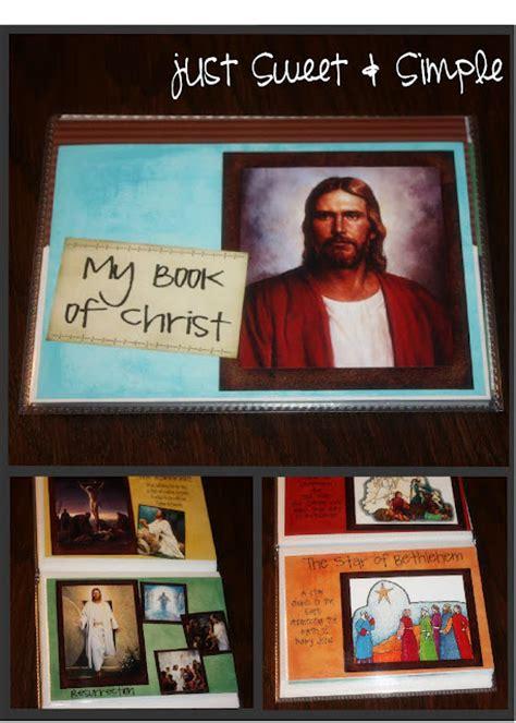 lds printable book  christ printables  mom