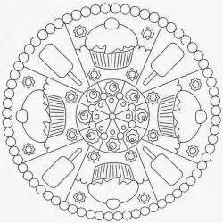 printable mandala coloring pages free coloring pages of mandalas owl
