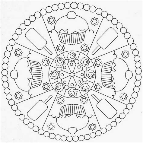 mandala coloring pages free printable free coloring pages of mandalas owl