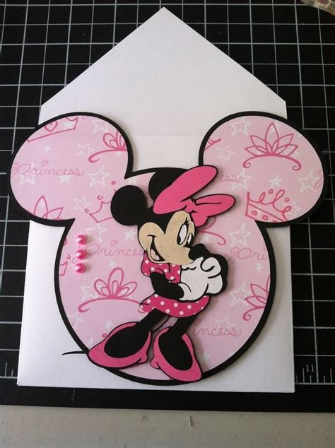 Handmade Minnie Mouse Birthday Cards - 36 best mickey mouse images on disney cards
