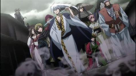 anime yokai nura rise of the yokai clan characters nura rise of the